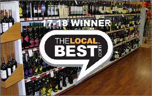 Booze Boys Local Best Winner
